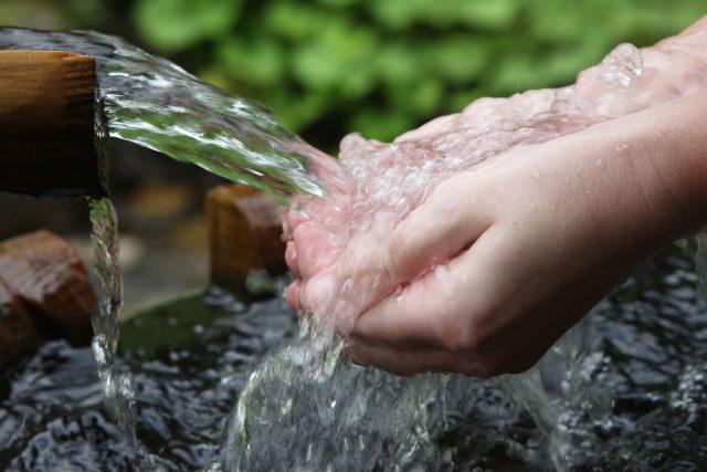 井戸水からでも純粋は作れるの?